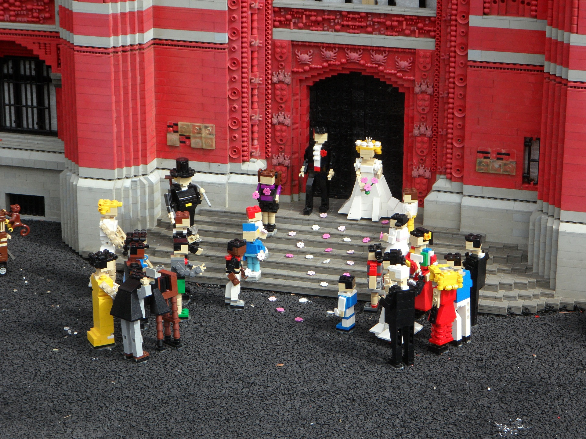 Getting Married in a Town Hall