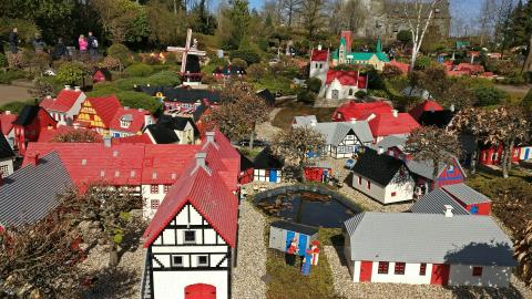 When you get married in Denmark you can visit Legoland Billund