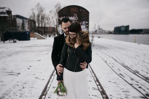 Fast wedding in Europe for International couples